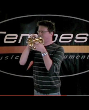 Tempest Pocket Trumpet