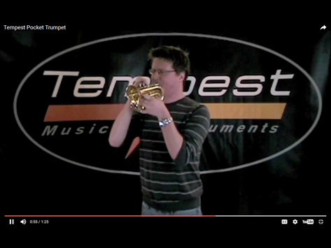 Tempest Musical Instruments - Horn Demonstration