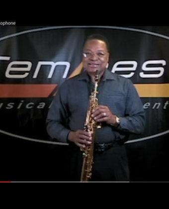 Tempest Bb Soprano Saxophone