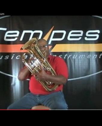 Tempest 4 Valve Euphonium