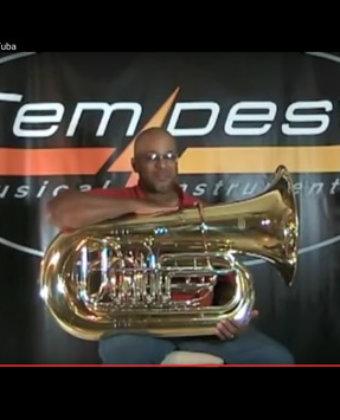 Tempest BBb Valve Pro Tuba