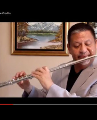 Agility Winds Closing Flute Credits