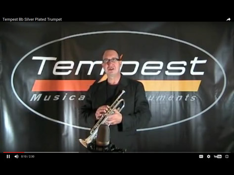 Tempest Musical Instruments - Trumpets