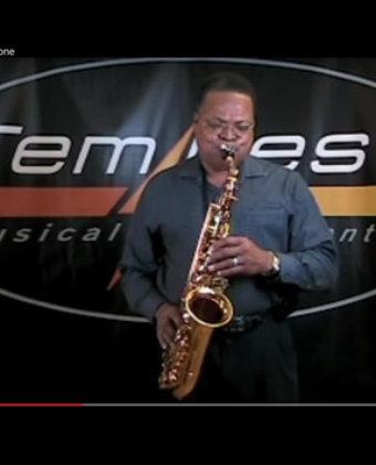 Tempest Eb Alto Saxophone