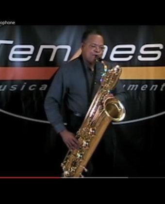 Tempest Eb Baritone Saxophone