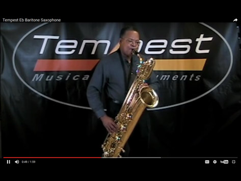 Tempest Musical Instruments - Saxophones
