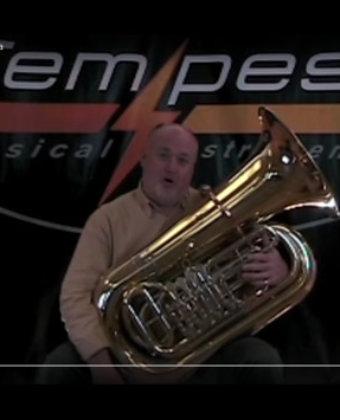 Tempest BBb Rotary Tuba