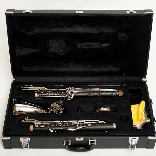Bass Eb Clarinet - Case - Tempest Musical Instruments