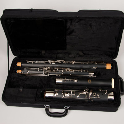 Bassoon - Resin Model - Tempest Musical Instruments