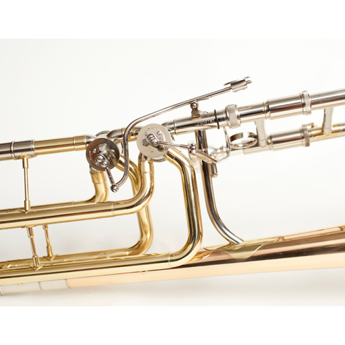 Trombone - Bb Bass - 4 - Tempest Musical Instruments