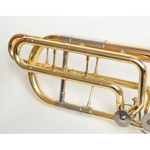 Trombone - Bb Bass - 7 - Tempest Musical Instruments