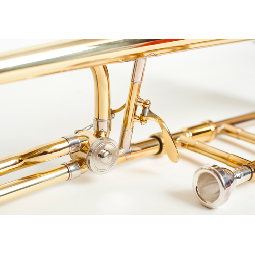 Trombone - Bb with F Attachment - 4 - Tempest Musical Instruments