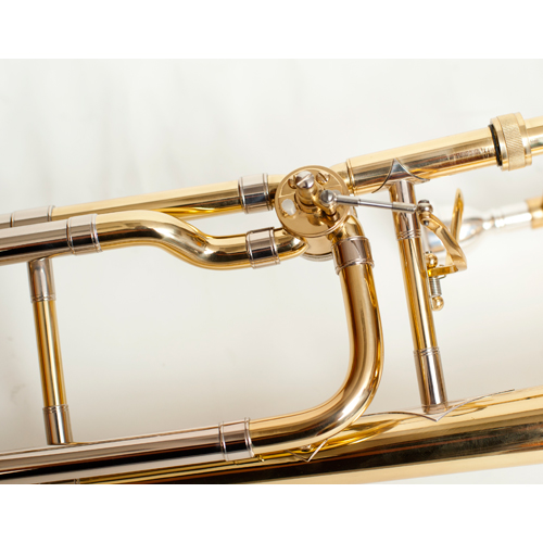 Trombone - Bb with F Attachment - 5 - Tempest Musical Instruments