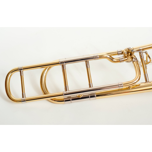 Trombone - Bb with F Attachment - 6 - Tempest Musical Instruments