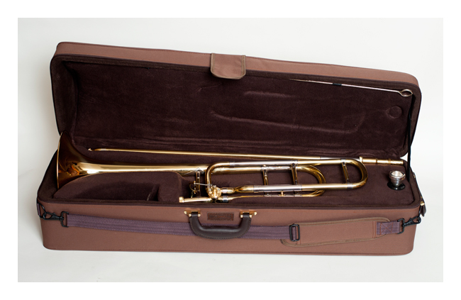 Trombone - Bb with F Attachment - Tempest Musical Instruments