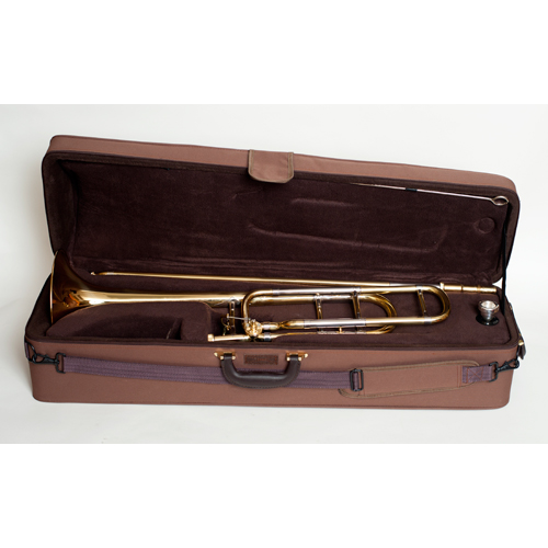 Trombone - Bb with F Attachment - Case - Tempest Musical Instruments