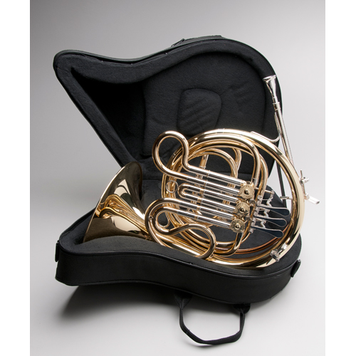 French Horn - F Single - Case - Tempest Musical Instruments