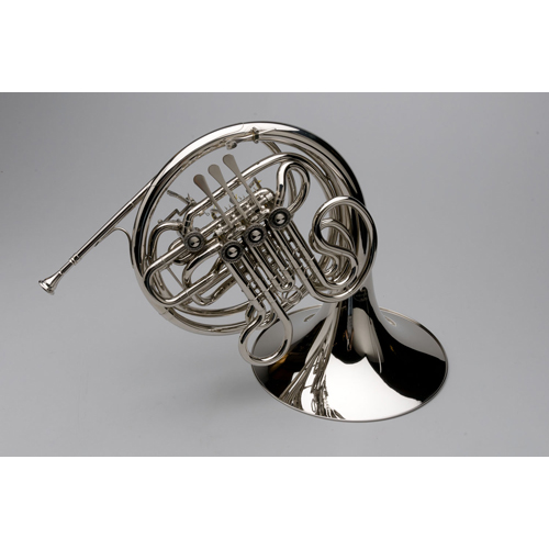 French Horn - Custom F/Bb Double, Nickel Silver - 7 - Tempest Musical Instruments