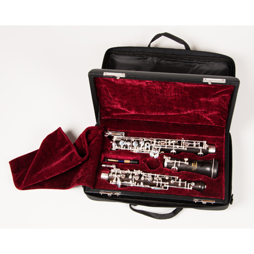 Oboe - Grenadilla Wood - Case - Tempest Musical Instruments