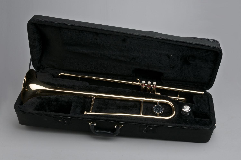Piston Valve Trombone - 06 - Tempest Musical Instruments