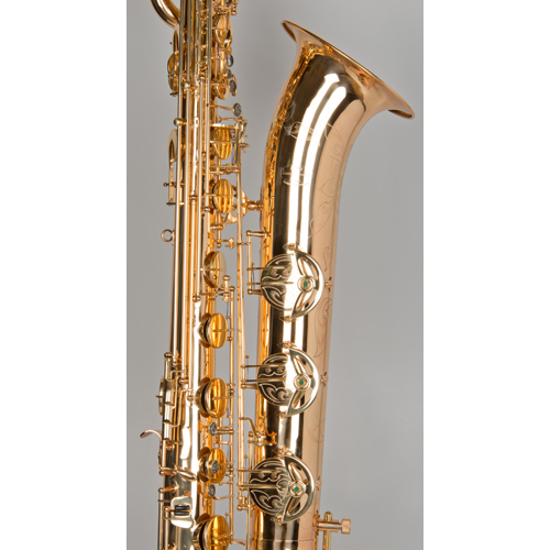 Baritone Saxophone - 2 - Tempest Musical Instruments