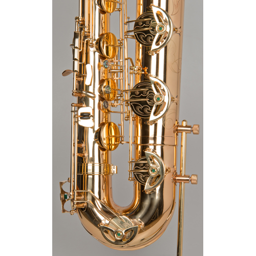 Baritone Saxophone - 3 - Tempest Musical Instruments