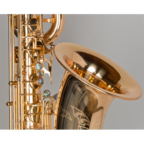 Baritone Saxophone - 5 - Tempest Musical Instruments