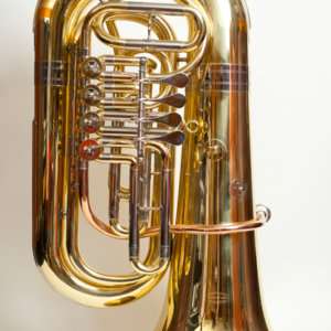 BBb Full Size Tuba - Prague Model - Tempest Musical Instruments
