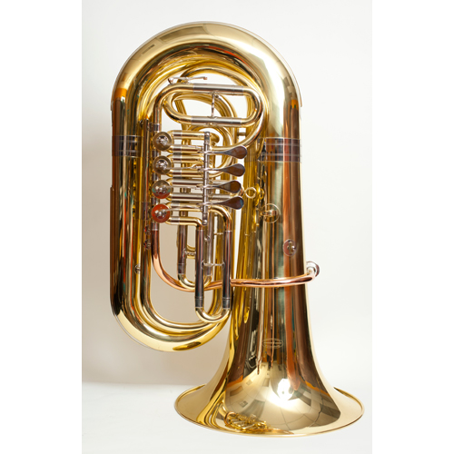 BBb Full Size Tuba - Prague Model - 1 - Tempest Musical Instruments