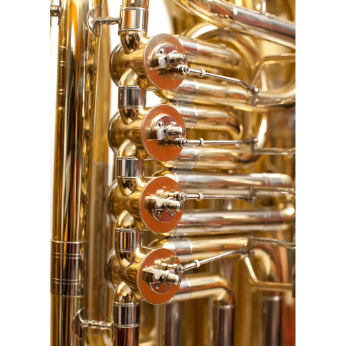 BBb Full Size Tuba - Prague Model - 3 - Tempest Musical Instruments