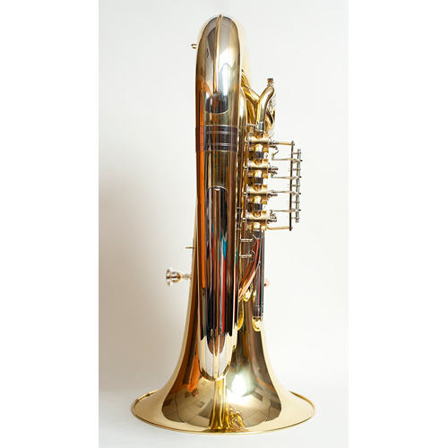 BBb Full Size Tuba - Prague Model - 6 - Tempest Musical Instruments