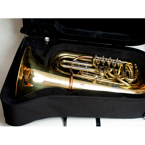 BBb Full Size Tuba - Prague Model - 7 - Tempest Musical Instruments