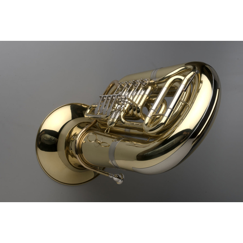BBb Intermediate Tuba 3/4 - Munich Model - 5 - Tempest Musical Instruments