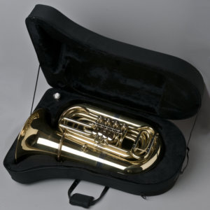 BBb Intermediate Tuba 3/4 - Munich Model - Tempest Musical Instruments