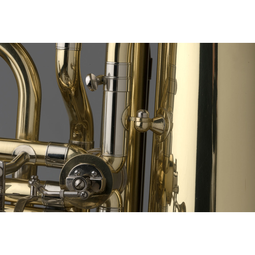 BBb Junior Tuba 1/2 - Regensburg Model - 6 - Tempest Musical Instruments