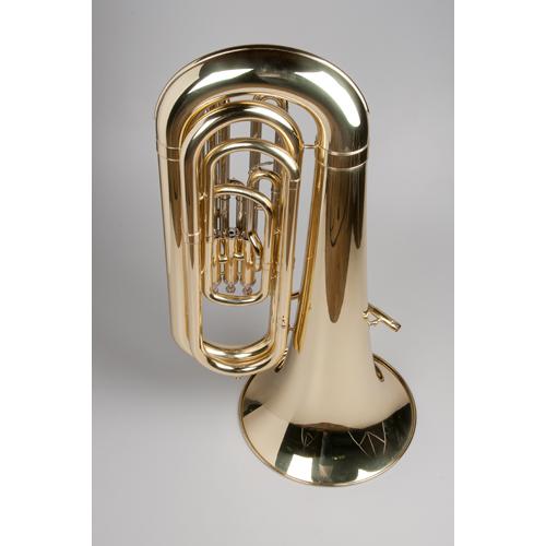 BBb Piston Tuba 205 Model - 2 - Tempest Musical Instruments