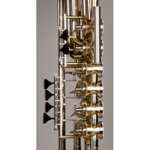 Cimbasso Tuba - 6 Valve - 4 - Tempest Musical Instruments