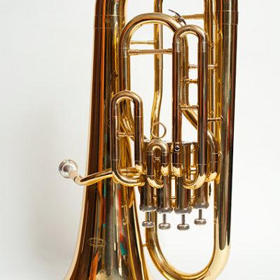 Euphonium - 4 Valve - Brass - Tempest Musical Instruments