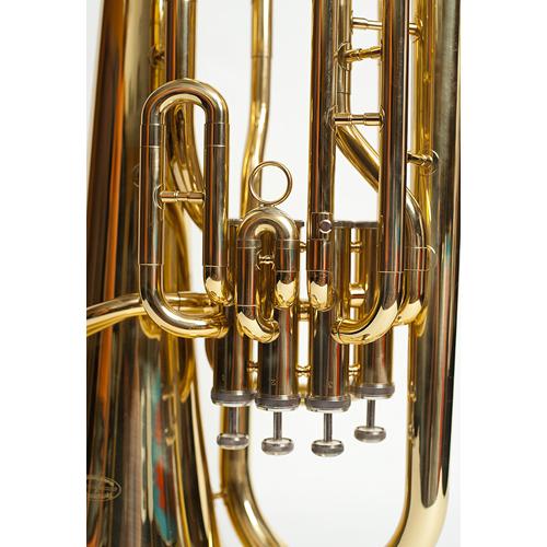 Euphonium - 4 Valve - Brass - 2 - Tempest Musical Instruments