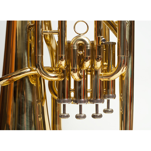 Euphonium - 4 Valve - Brass - 3 - Tempest Musical Instruments