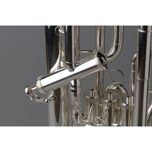 Euphonium - Full Compensating - Silver - 4 - Tempest Musical Instruments