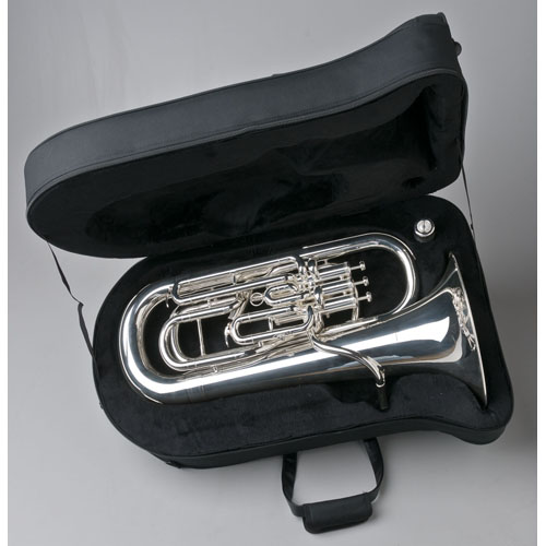 Euphonium - Full Compensating - Silver - Case - Tempest Musical Instruments