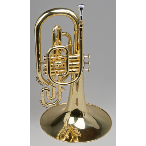 Marching Mellophone In F - 1 - Tempest Musical Instruments
