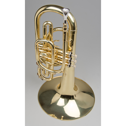 Marching Mellophone In F - 2 - Tempest Musical Instruments