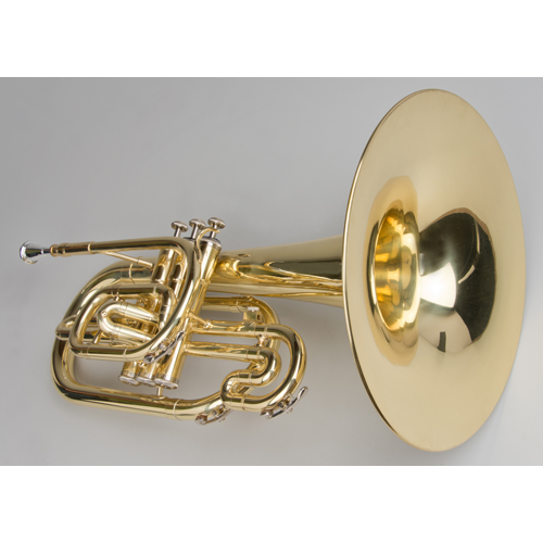 Marching Mellophone In F - 4 - Tempest Musical Instruments