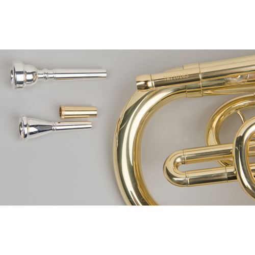Marching Mellophone In F - 5 - Tempest Musical Instruments
