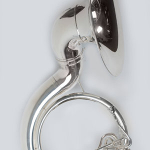Sousaphone - Silver - Featured Image - Tempest Musical Instruments