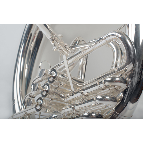 Sousaphone - Silver - 6 - Tempest Musical Instruments