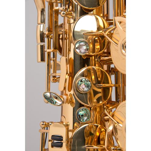 Tenor Saxophone - 3 - Tempest Musical Instruments
