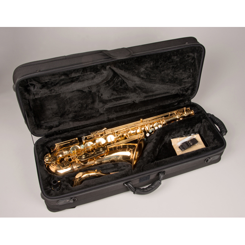 Tenor Saxophone - Case - Tempest Musical Instruments